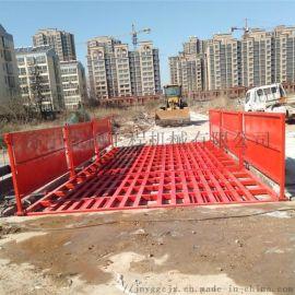 山东全自动工地洗车池 工地洗车槽就选优钢