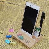 木质工艺品厂家3d防辐射手机屏放大器 手机支架 义乌
