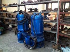 高效切割式排污泵,自吸潜污泵