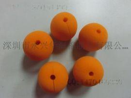 深圳永兴华海棉销售小丑鼻子海棉球