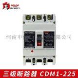 德力西CDM1-225L/3300塑壳式断路器