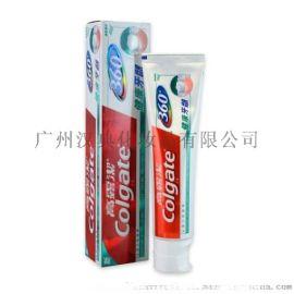 廣州高質量的高露潔牙膏進貨 牙膏批i發廠家
