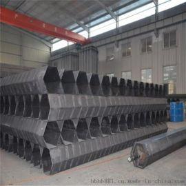 根据湿式静电除尘器的原理制作阳极管模块的数量