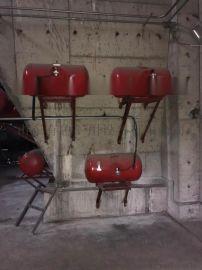 内蒙古电厂用空气炮,KQP空气炮参数