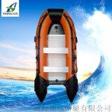 出口加厚PVC充氣船  海釣船    夾網船