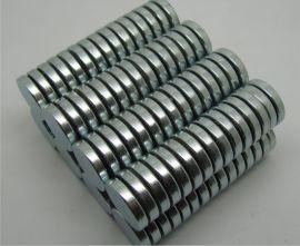 深圳烧结钕铁硼磁铁厂家 圆形磁铁