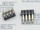 275-2.54mm 圆孔排母连接器 180度
