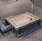 建材构件耐火垂直炉@燃烧试验炉