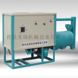 曹县玉米加工机器 玉米脱皮制糁机磨面机
