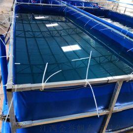 供应水产养殖水箱 定做立体养殖水箱 可移动水箱养殖