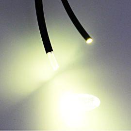 通信黑皮内0.25外1.0MM塑料光纤传感器光纤线光纤放大器信号传输