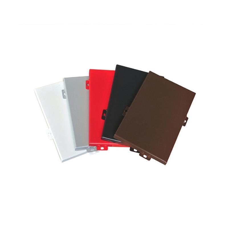 铝幕墙厂家定制氟碳幕墙铝单板规格装饰材料铝单板