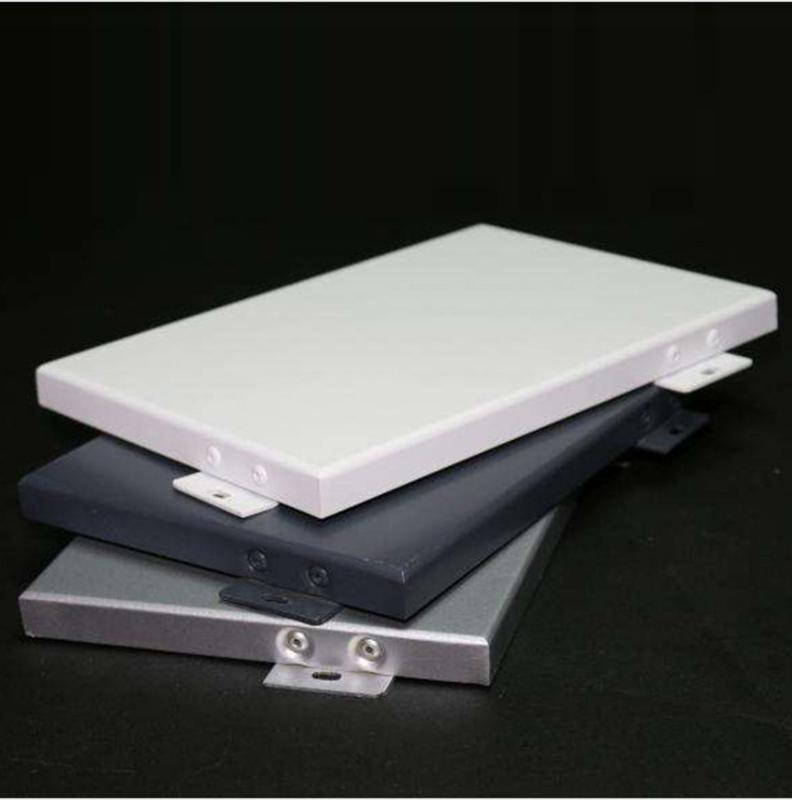 【廠家定製】鋁單板幕牆室內外牆氟碳噴粉彩色鋁單板