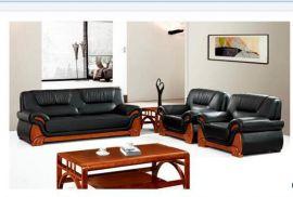 三人位沙发厂家直接供应,办公沙发系列,真皮或西皮沙发