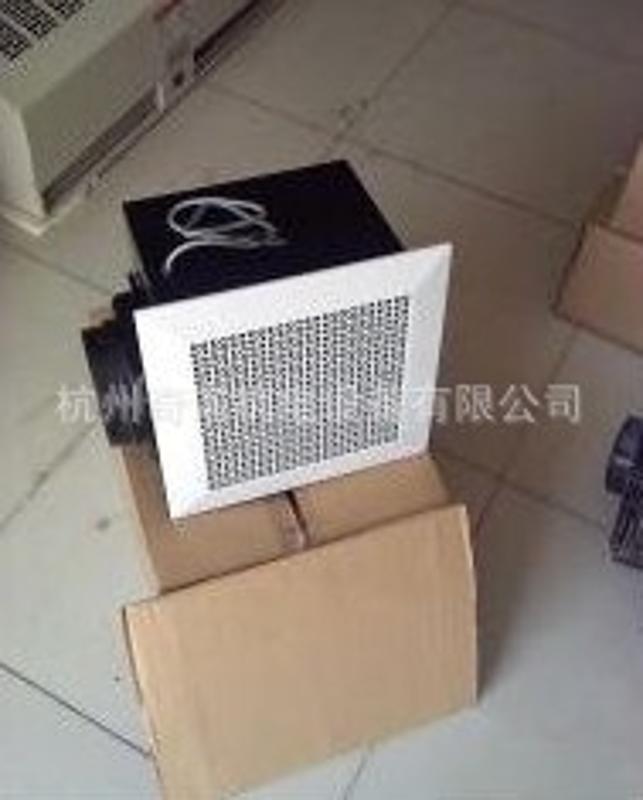 供应BLD-550型大风量金属外壳铝合金面板**超静音房间通风器
