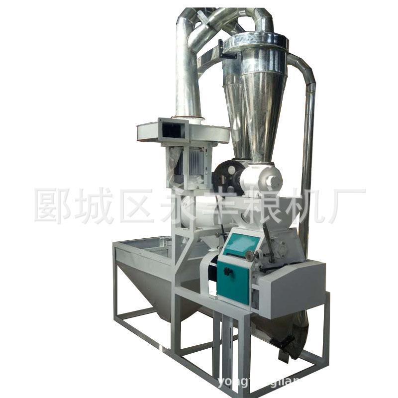 漯河永丰粮机 一件代发6F2240 皮芯分离面粉机