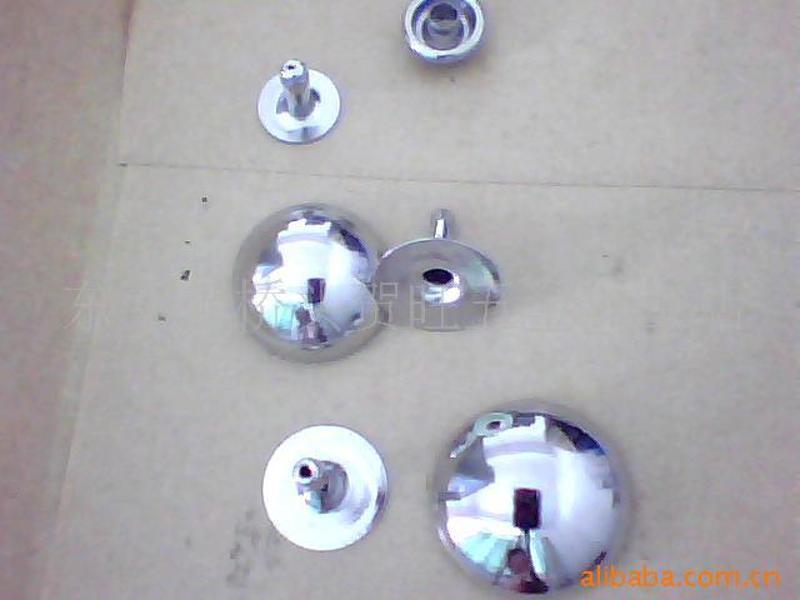 供应大白扣急钮 工厂批发不锈钢大白扣