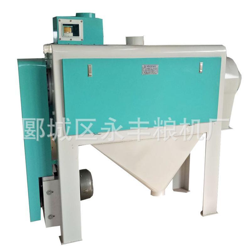 廠家直銷糧食清理機械設備 FDMW40*100  臥式打麥機