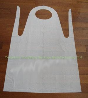 一次性PE圍裙(HW-AP-001)