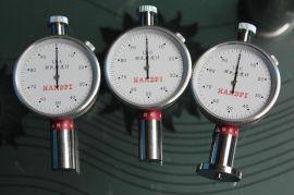 LX-C软塑料硬度计,硅胶垫硬度计,硬度测试仪