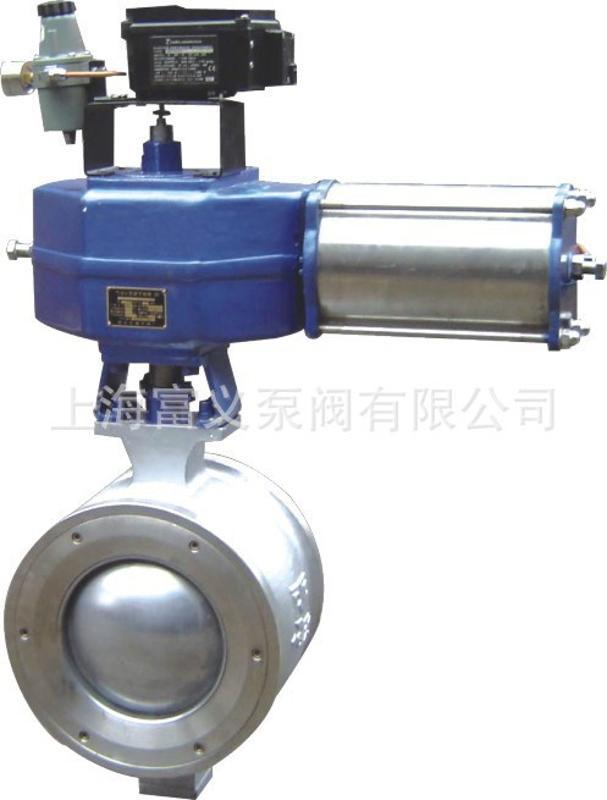 气动活塞式切断阀ZGQP DN65 DN150 不锈钢 碳钢材质 上海品牌