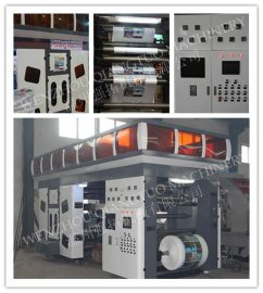YTC型四色高速高精度薄膜印刷机