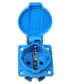德式、欧式、法式多种防水插座