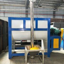 四川厂家 加热烘干搅拌机 玉米粉哪里有搅拌机厂家