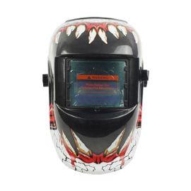 焊工防護面罩智慧變光電焊面罩廠家直供焊工防護面罩