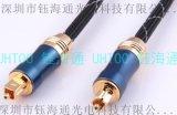 POF塑料光纤音频跳线、Toslink6音频跳线