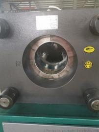 8寸12寸大开口锁管接头机,河北大口径复合管扣压机