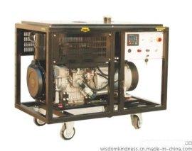 15KW三相稀土永磁柴油发电机组 国家专利技术发电机+进口动力