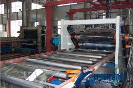 PP、PE、HIPS、PET片材生产线