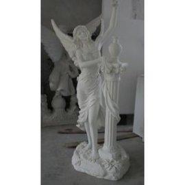 北京玻璃钢天使雕塑制作