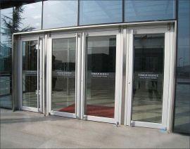 广东铝型材推拉门,铝材商铺门