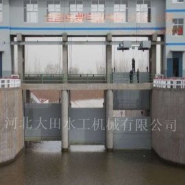 碳钢闸门 检修闸门 钢坝闸 304不锈钢闸门