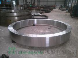 大型烘干机滚圈大齿轮**铸钢厂家直销