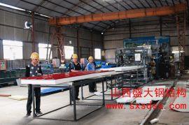 供应 山西钢结构 960型夹芯复合板