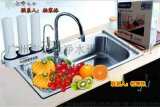 供应厨房净水器 尔泉台上式净水器 可以连接在水龙头出水品的直饮净水器
