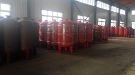 消防气压罐气体顶压给水设备  ,