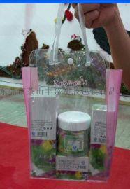 厂家**供应PVC手挽袋 PVC手挽礼品袋 款式精美欢迎订制