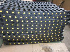 35*100桥式机床塑料拖链