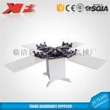 新锋 XF-440箱体式 t恤 背包 无纺布雨伞 手动丝网印刷机 经济型手动印花机