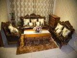 跃嘉康真皮沙发欧式沙发古典优雅