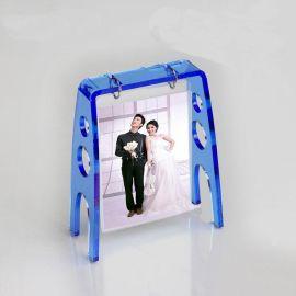 温馨个性照片相处 亚克力小清新儿童相框展示架 订制礼品相框