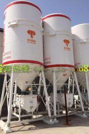淺談鑫天鴻標準型乾粉攪拌砂漿罐的正確的操作方法