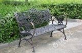 公园椅户外长椅 休息椅景区小区铸铝公园椅