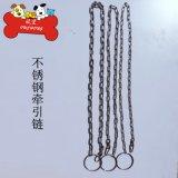 寵物不鏽鋼牽引帶/不鏽鋼脖套/鐵鏈