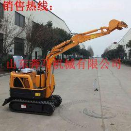 贵州遵义山路管道改造  小型挖掘机 购BW09小钩机机随机抽