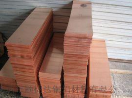 超厚T2紫铜板 紫铜板批发 紫铜薄板
